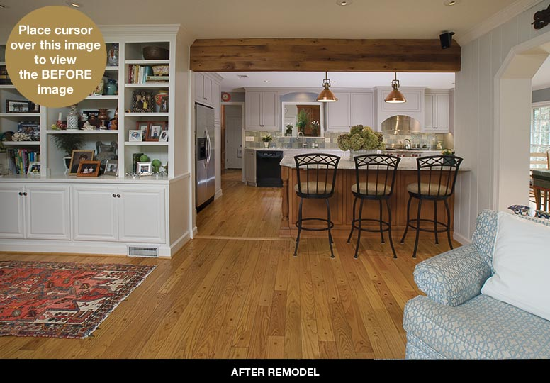Home Renovations Before After Articles Atlanta Home Improvement - Home remodel contest