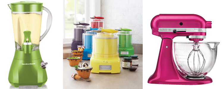 Captivating Green_hot Pink_appliances