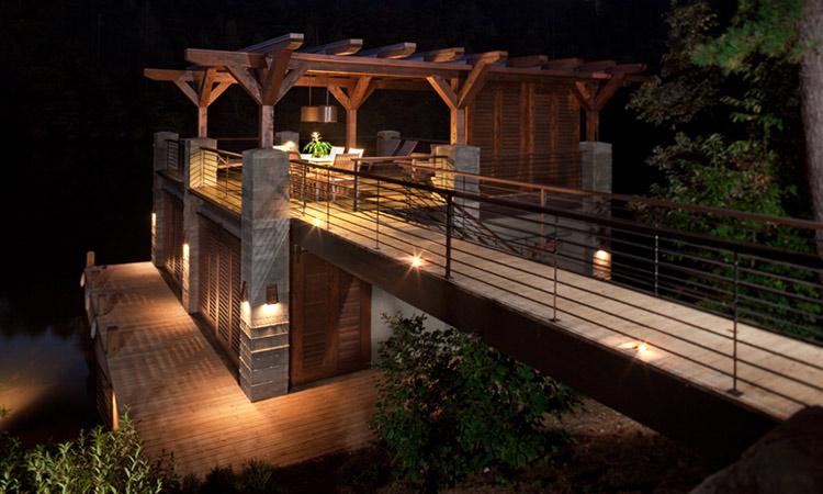 Outdoor Lighting Deck Light