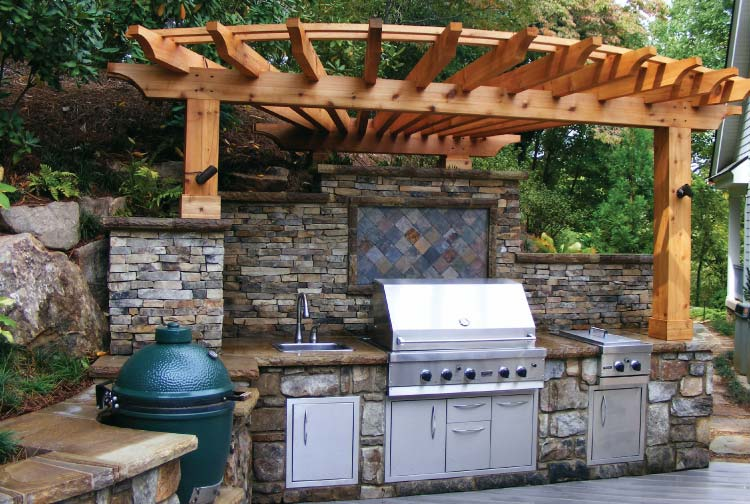 Outdoor Kitchens Atlanta Home Improvement