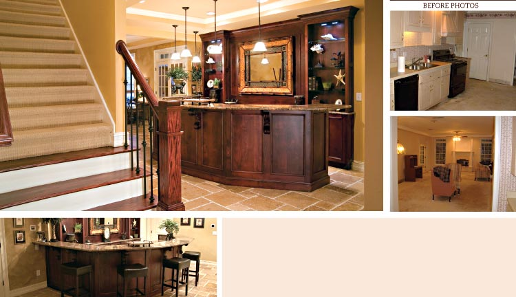 Atlanta home improvement 39 s best renovation projects for Home bar renovation