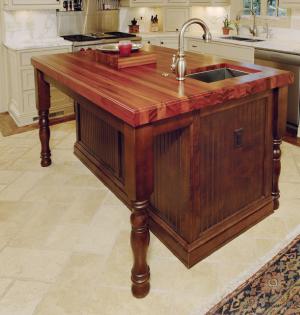 design matters wood countertops