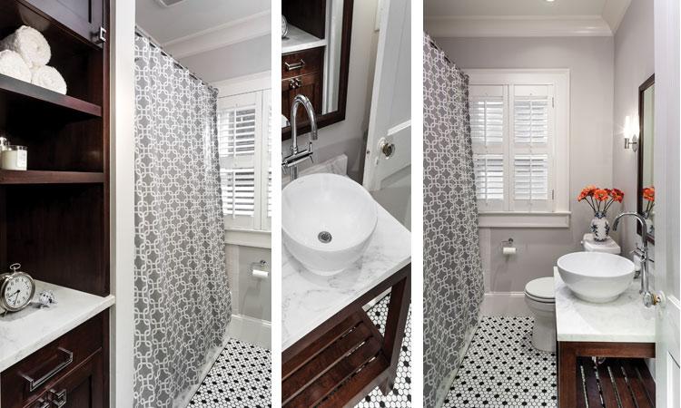Bathroom Makeover Contest home renovations before & after articles | atlanta home improvement