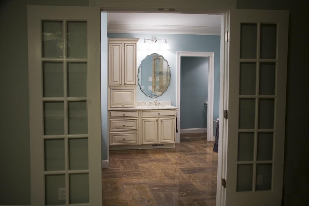 Master Bathroom Makeovers roswell master bath makeover   atlanta home improvement