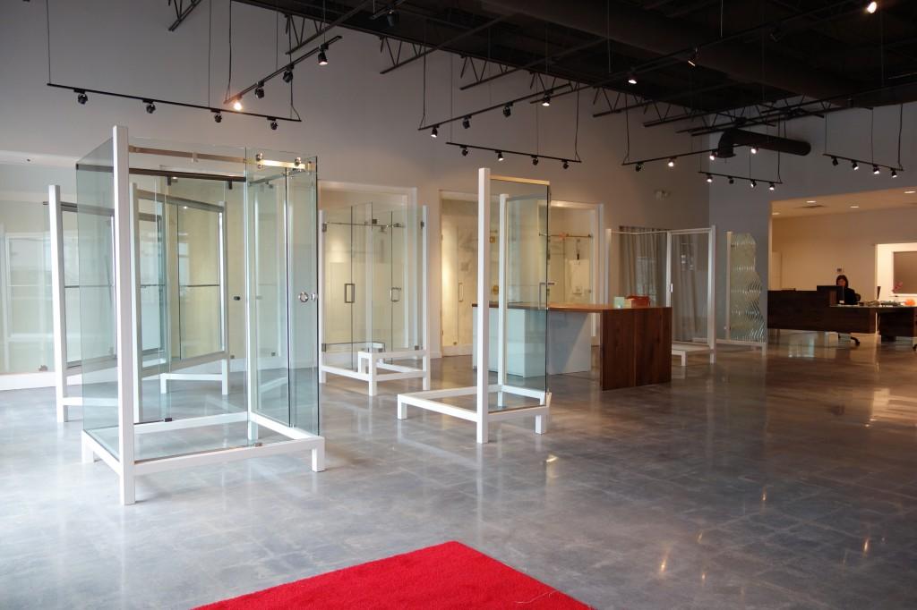 Get ... & Drexler Shower Door u0026 Custom Glass Opens Revamped Showroom | Atlanta ...