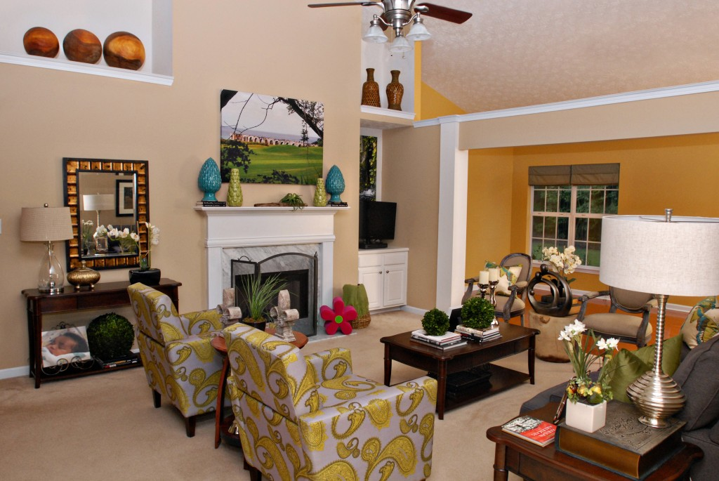 Family Room Makeover Details And Resources Atlanta Home