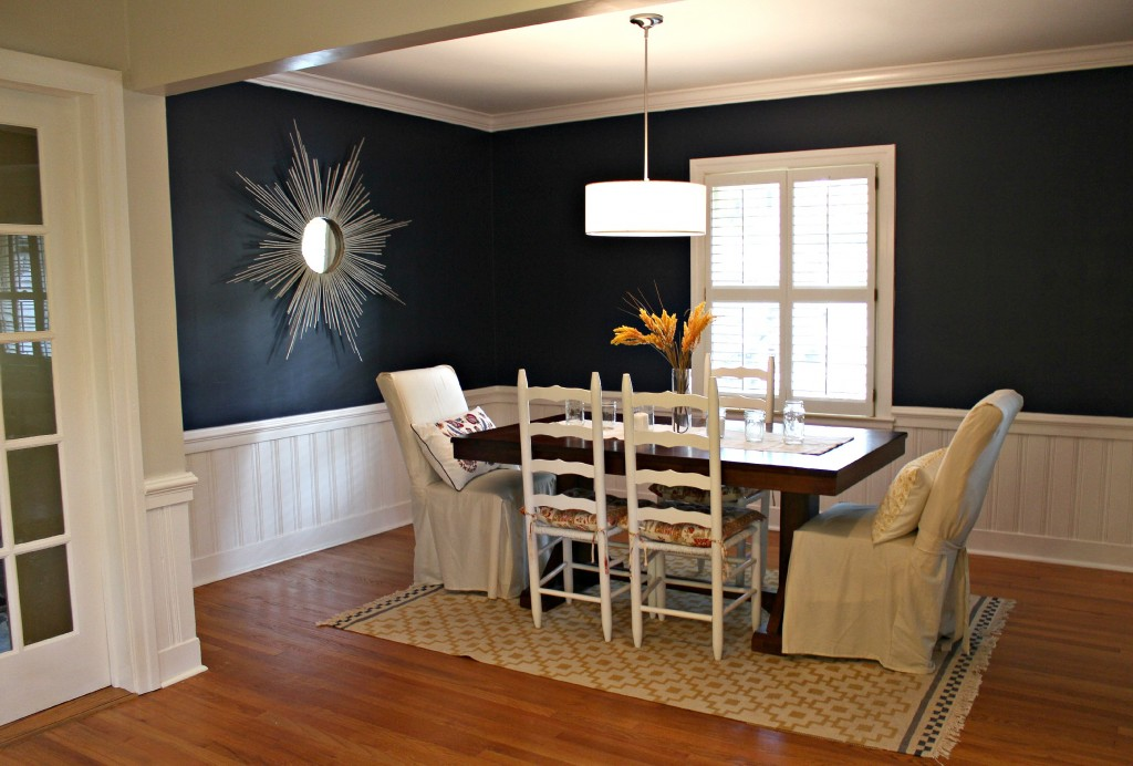 Atlanta Homeowner Gives Dining Room Budget Makeover  : DiningRoom3 1024x692 from www.atlantahomeimprovement.com size 1024 x 692 jpeg 145kB