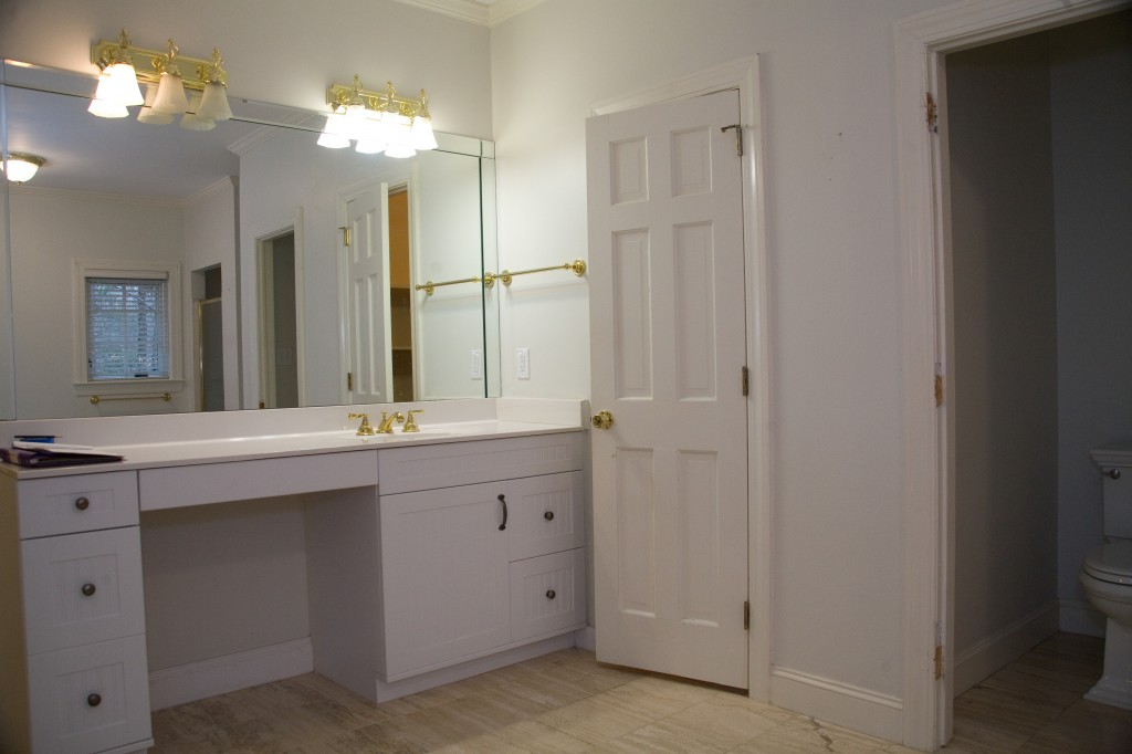 Roswell Master Bath Makeover
