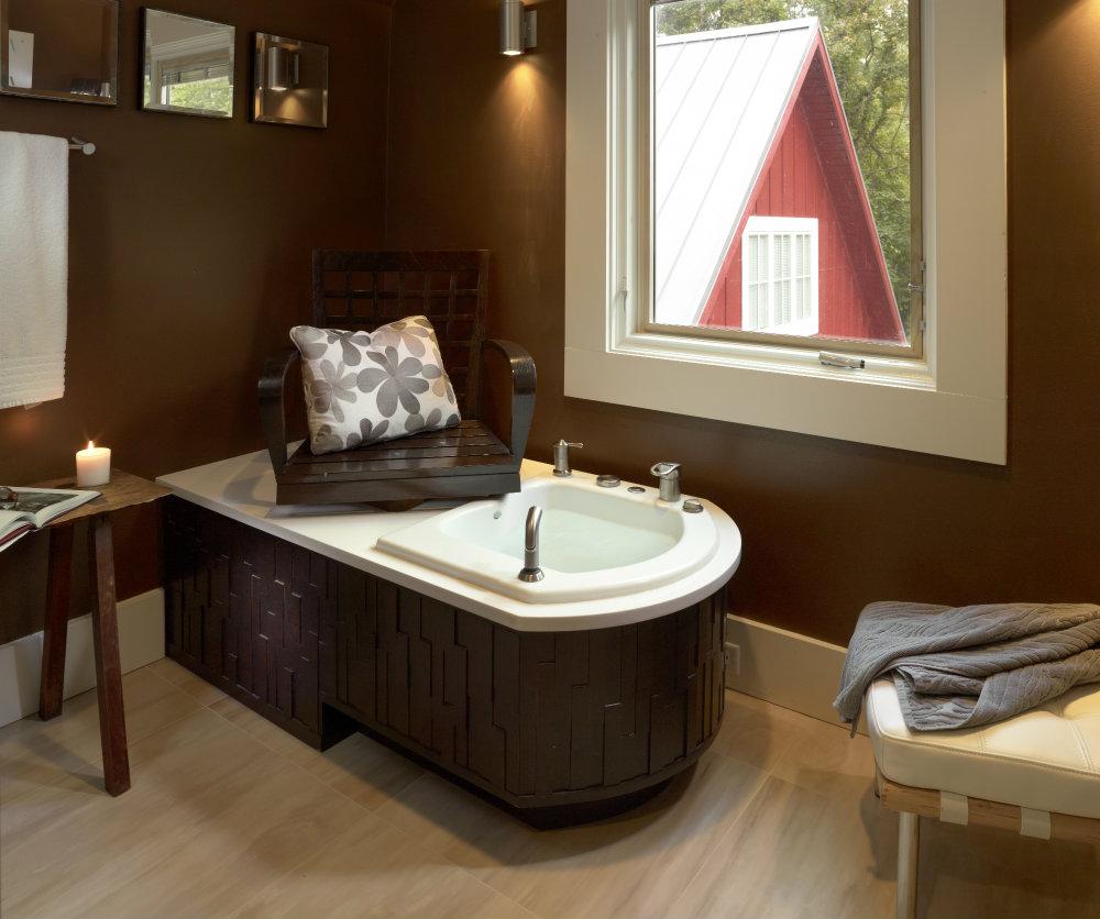 Virtual Tour of MTI Baths Guest House, Part 3   Atlanta Home Improvement