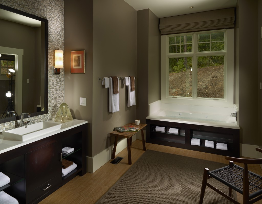 virtual tour of new mti baths guest house, part 2: universal