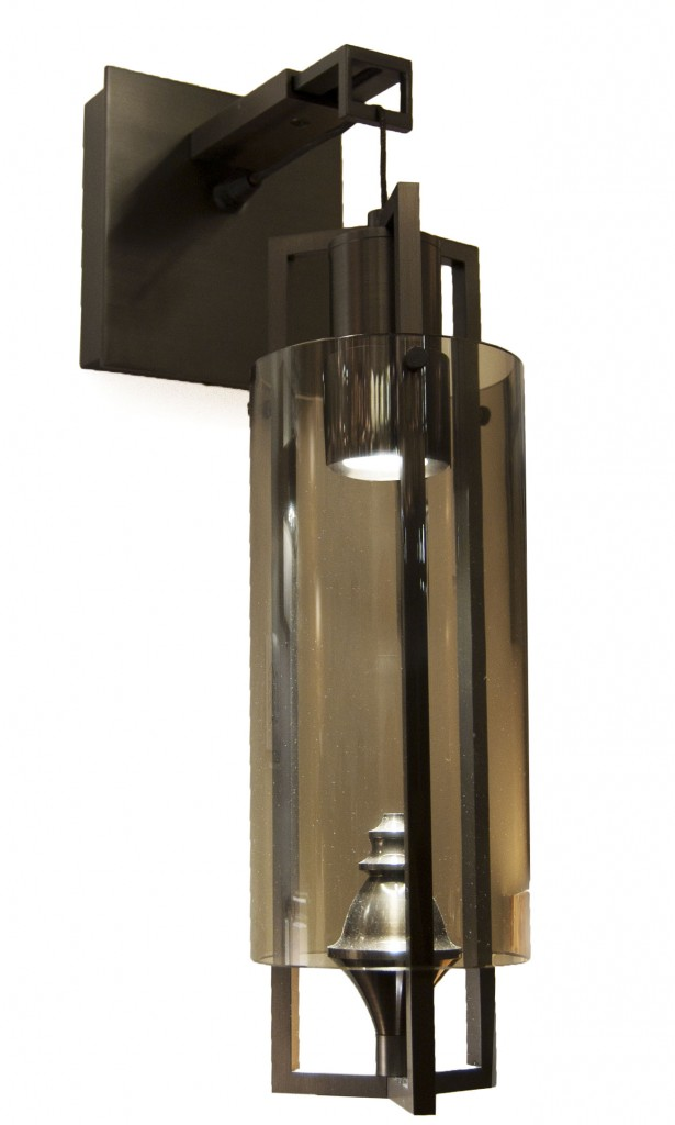 Not your typical wall sconce atlanta home improvement we aloadofball Choice Image