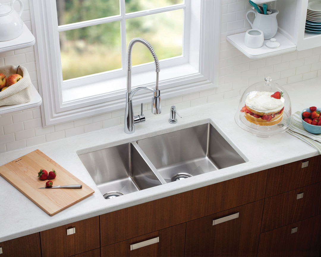 Perfect Elkay Crosstown Sink With Avado Chrome Faucet Available At Noland Co.  Atlanta Kitchen U0026 Bath