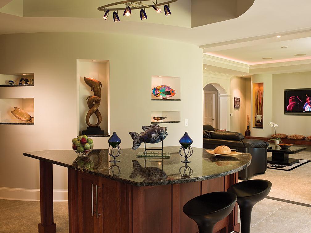basement designs and trends | atlanta home improvement