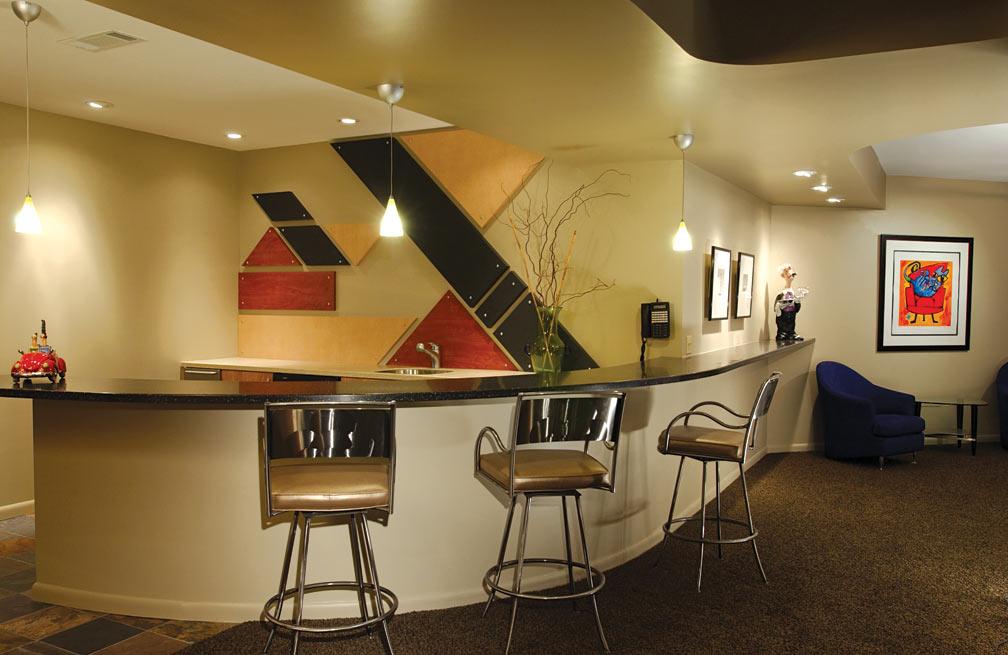 Basement Designs And Trends Atlanta Home Improvement