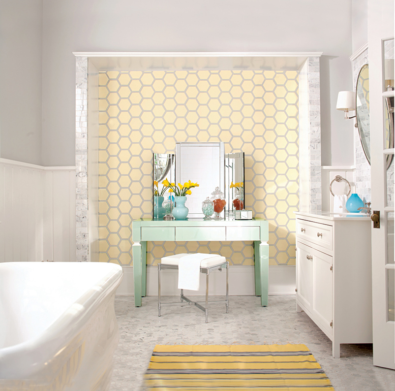 Bathroom paint color trends memes for On trend bathroom colours