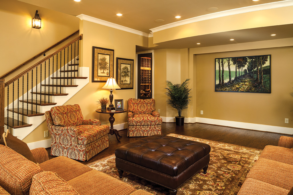 by lee grider photography recessed lighting in basement ceiling