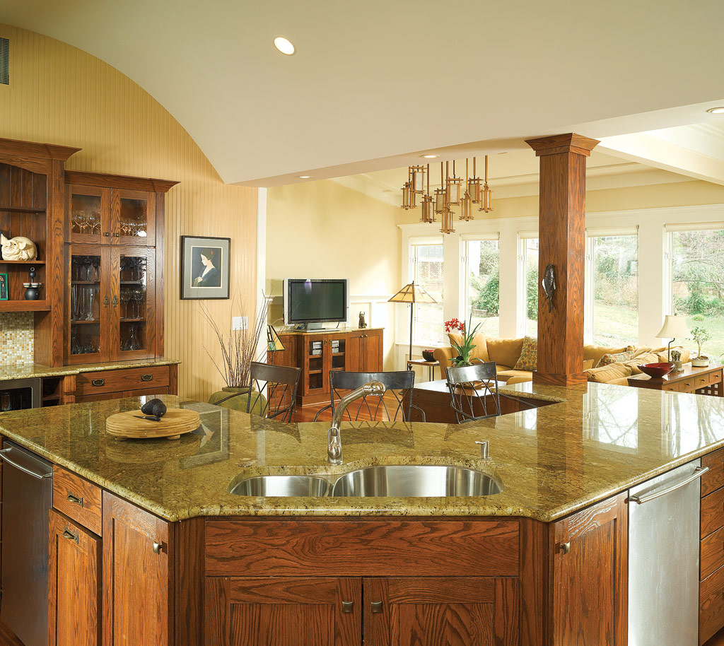2013 Kitchen Cabinets & Countertops Materials & Styles | Atlanta