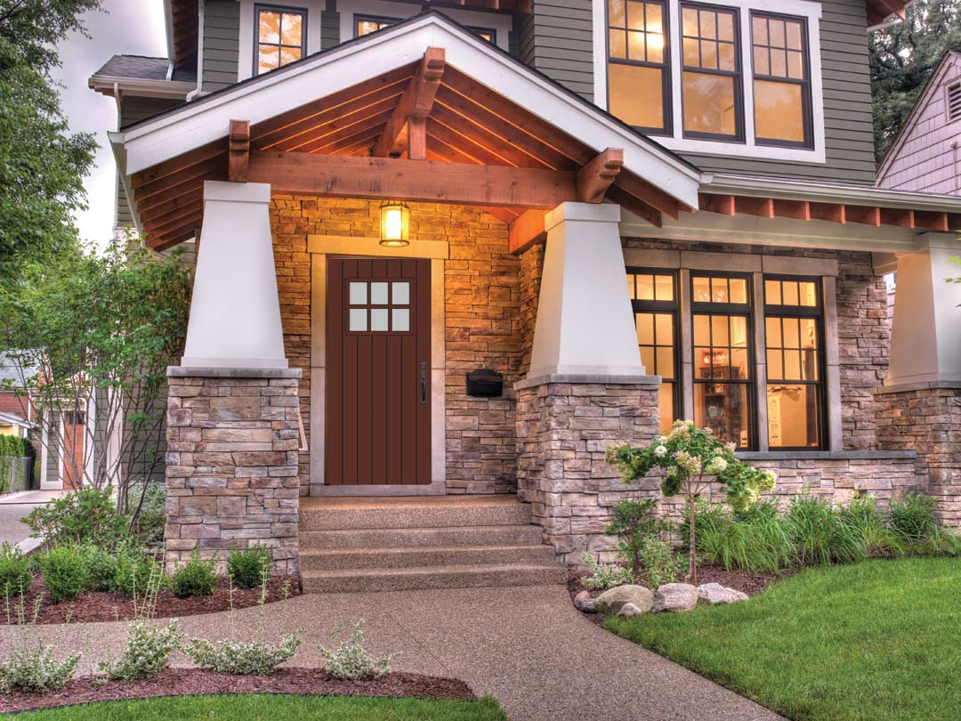 Windows and doors design ideas atlanta home improvement for Craftsman home windows