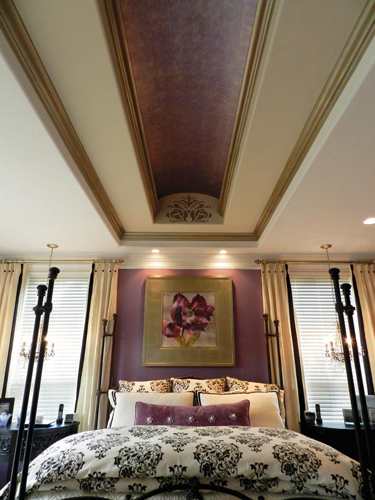 foundation ideas for garage - Ceiling Designs