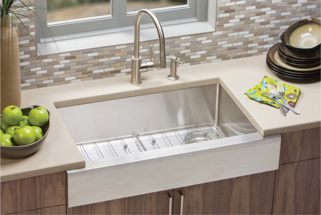 Crosstown Sinks Stylish Simplicity Atlanta Home Improvement