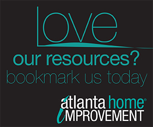 A promotion to bookmark Atlanta Home Improvement magazine website industry experts and resource