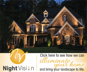 Atlanta's outdoor lighting specialist - Night Vision Lighting