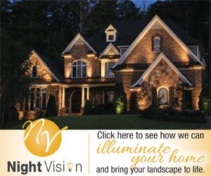 Night Vision Lighting - Atlanta's outdoor lighting specialist