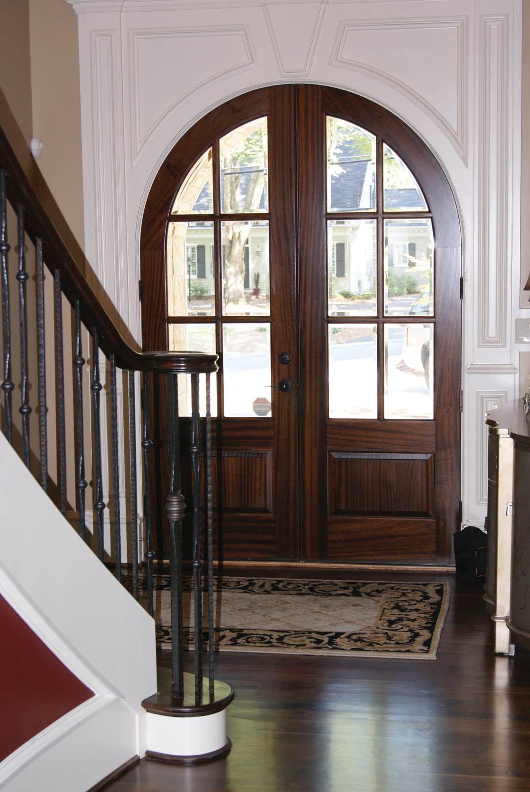 Locked Door Foyer Bonfire : Windows and doors design ideas atlanta home improvement