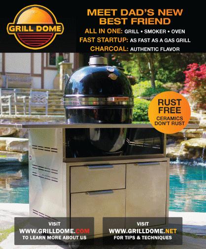 GrillDome: Grill | Smoker | OVen