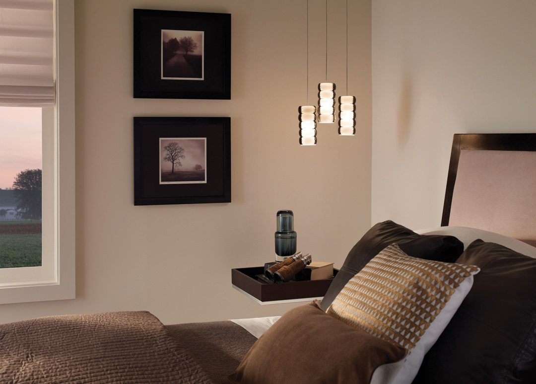 Bedroom hanging lamps - Bedside Hanging Lights