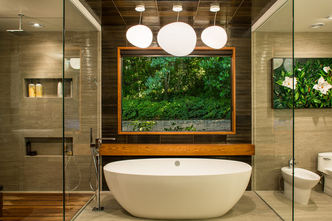 Residential Bath $75,001 to $100,000 Keiffer J. Phillips - Patricia L. Brown, Inc.