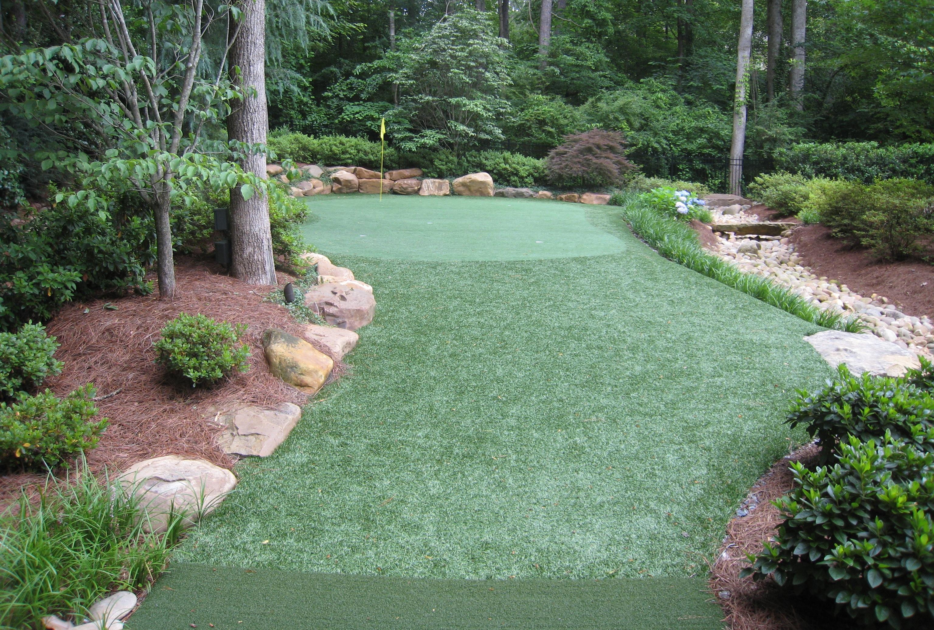 Solterra landscape atlanta home improvement for Lawn landscaping
