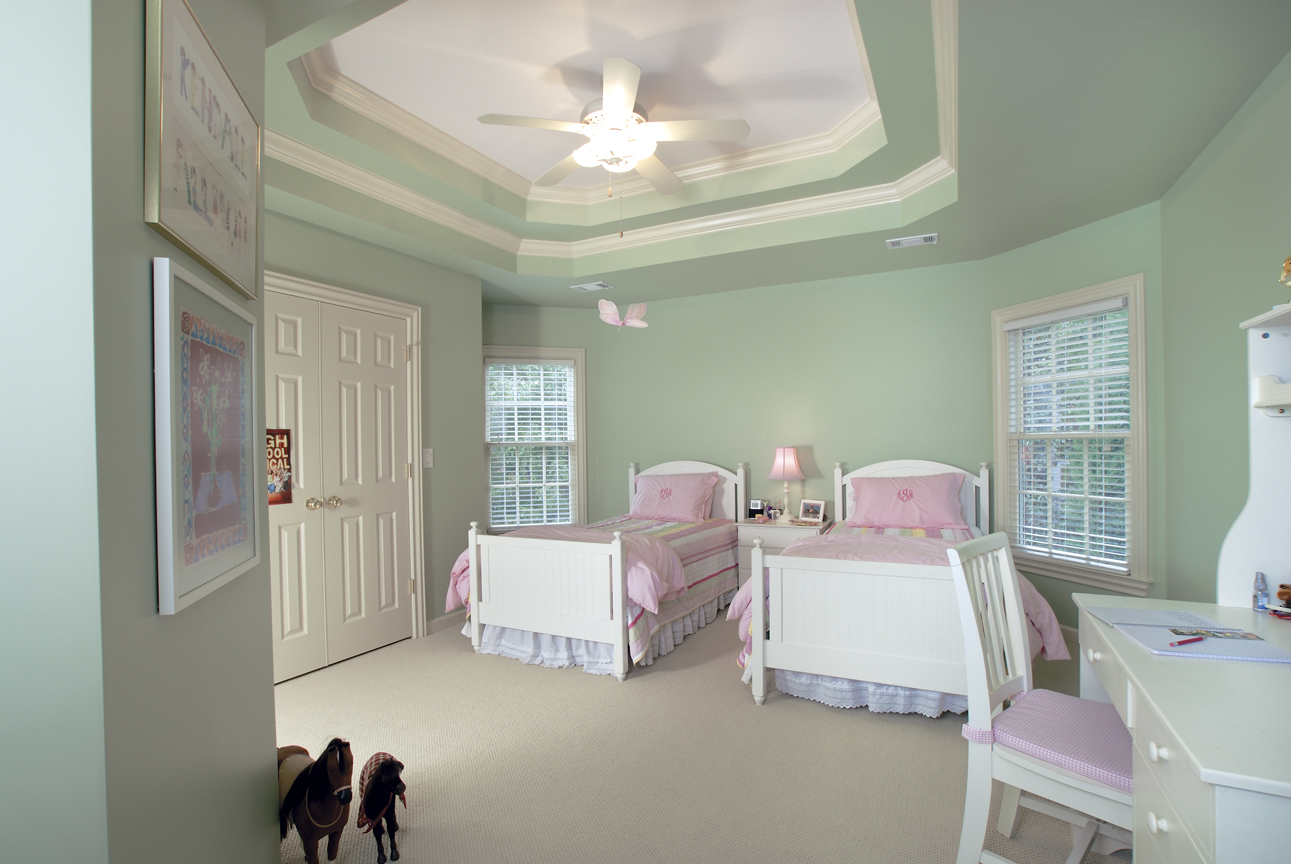 Totally dependable contracting services atlanta home for Sea green bedroom designs