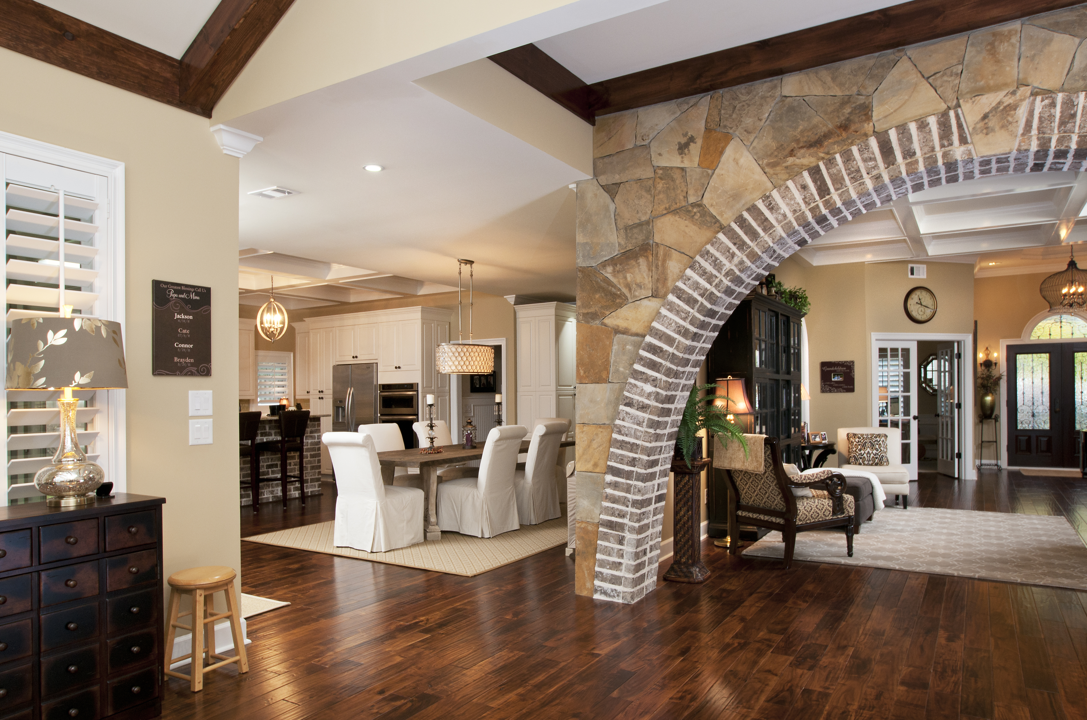 Kitchen Entryway Totally Dependable Contracting Services Atlanta Home Improvement
