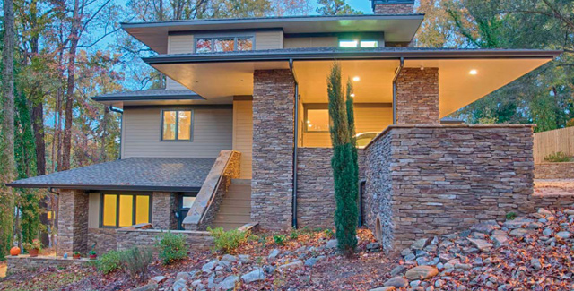 Atlanta modern design homes atlanta home improvement for Modern houses in atlanta