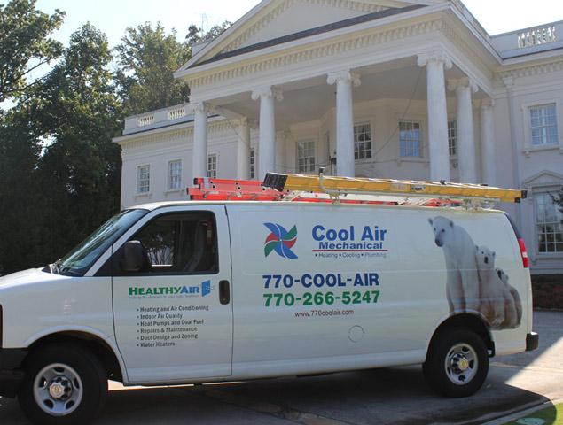 Atlanta Spring Home Show Exhibitor - Cool Air Mechanical