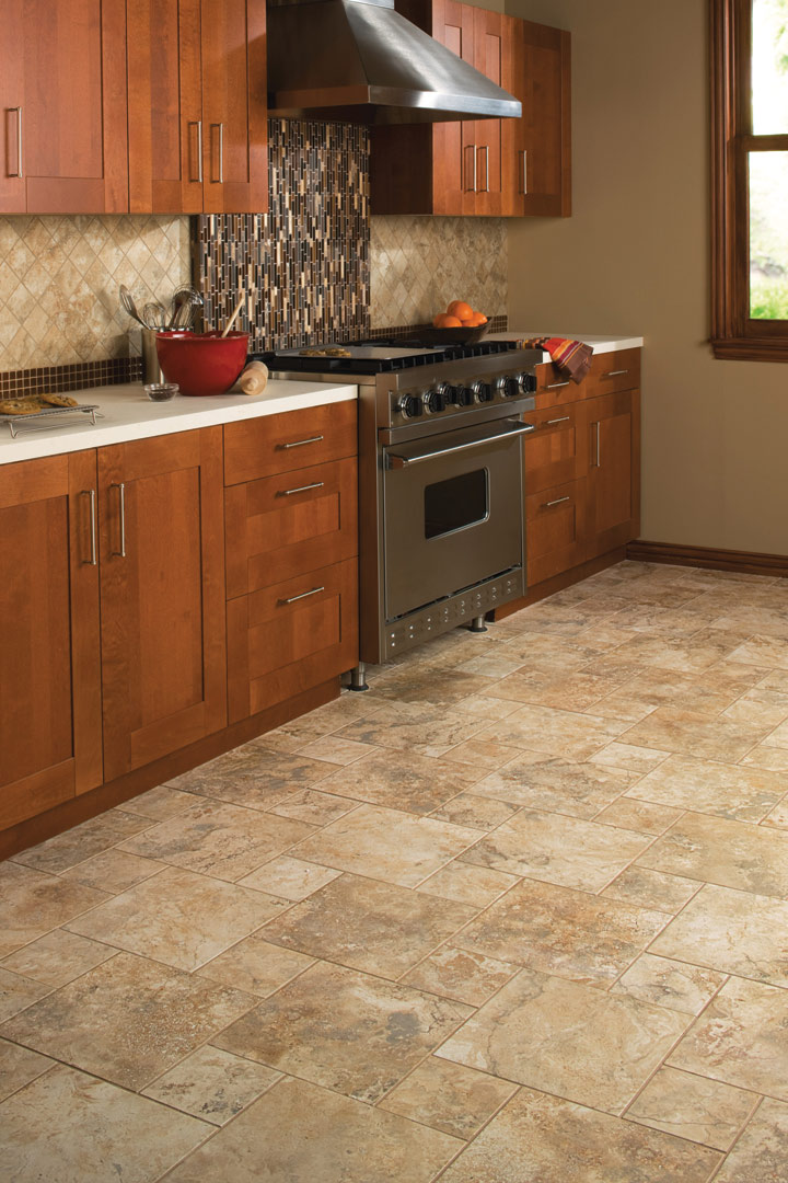 Countertops for bathrooms with sinks - Atlanta Travertine Pros Amp Cons Of This Popular Tile