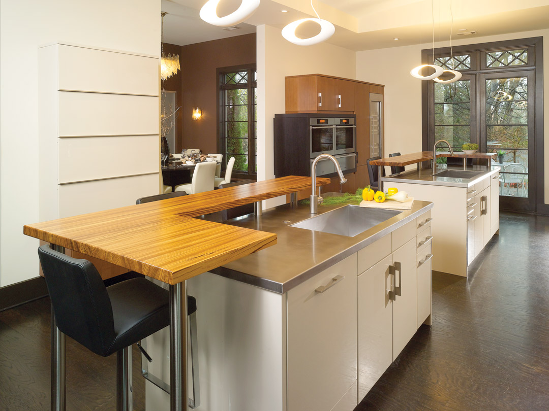 This Month's Home Project - Cool, Clever Kitchen | Atlanta