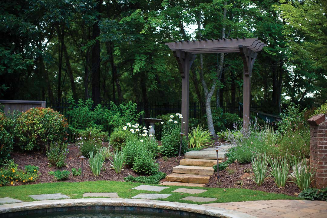 Garden Design Garden Design with Grass and Ground Cover Atlanta u