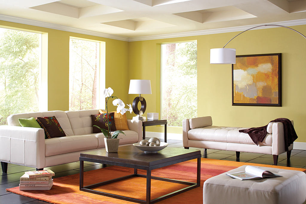Interior Painting - choosing the right colors | Atlanta Home Improvement
