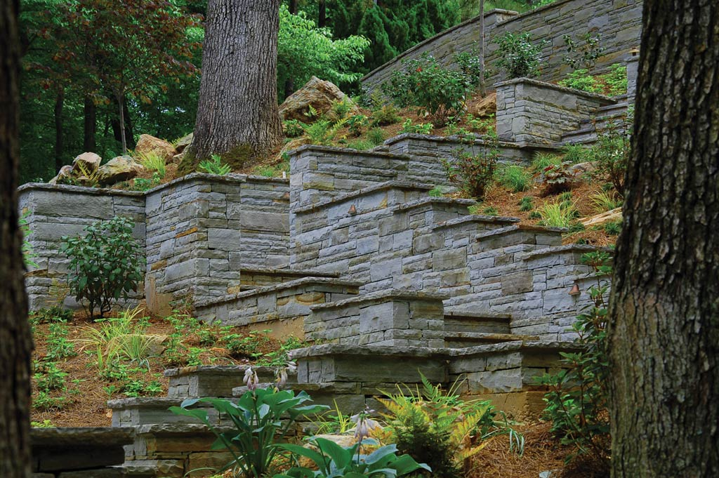 Low maintenance landscaping tips atlanta home improvement for Low to no maintenance landscaping