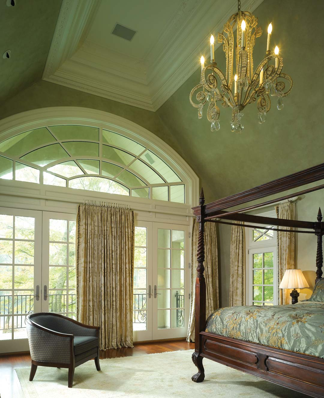 Windows and doors design ideas atlanta home improvement master bedroom with french doors that lead to a deck rubansaba