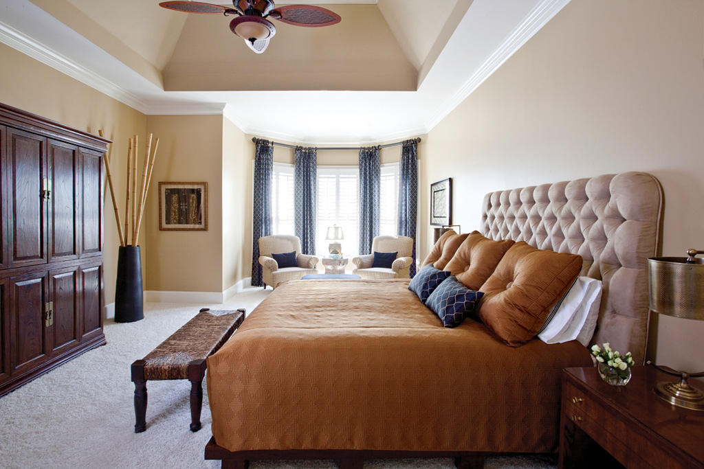 Master Bedroom Tray Ceiling Photos 23 Dark Wood Tray Ceiling   Tray  Ceiling Bedroom. Design 500400  Tray Ceiling Bedroom   Houzz   81 Related Designs