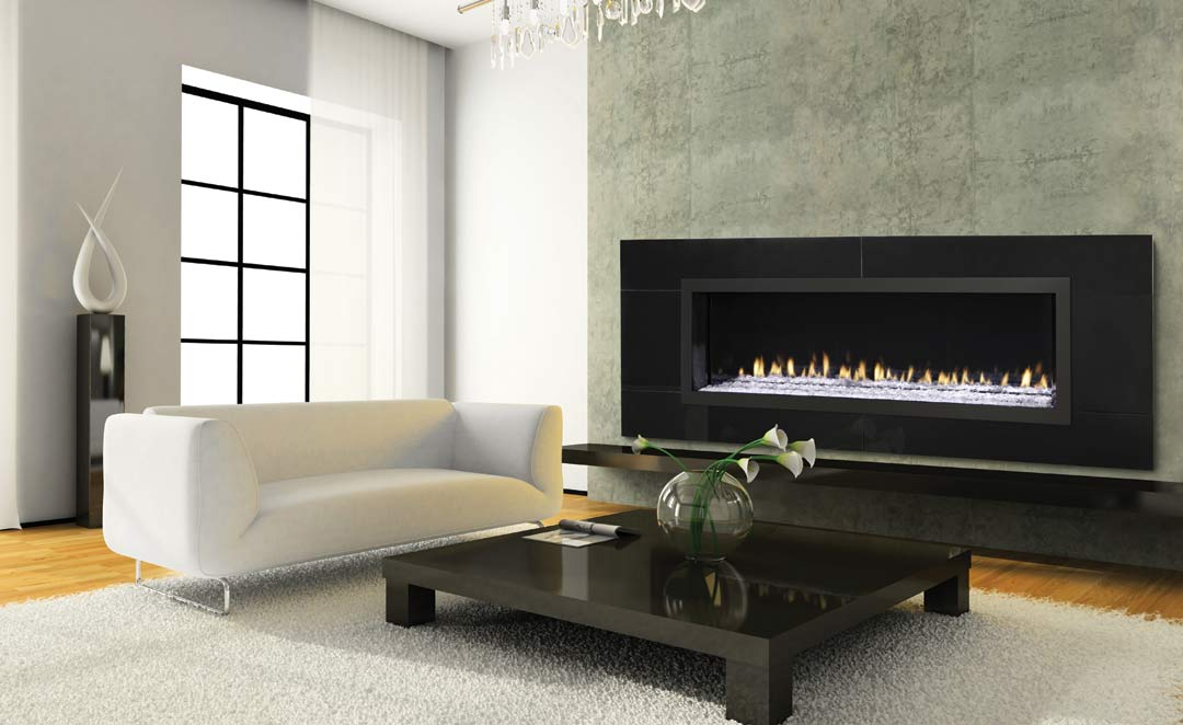 Fireplace Design add fireplace to home : Modern Home Elements To Add To Your Traditional Home | Atlanta ...