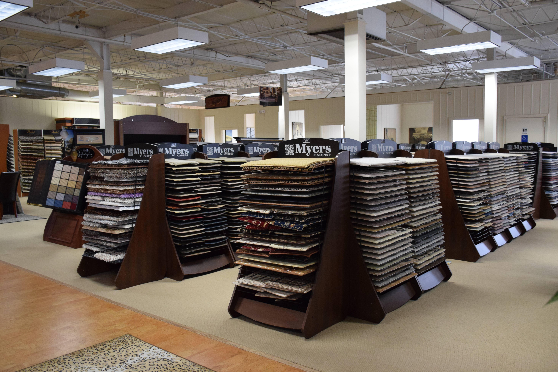 Myers carpet atlanta home improvement for Home flooring stores