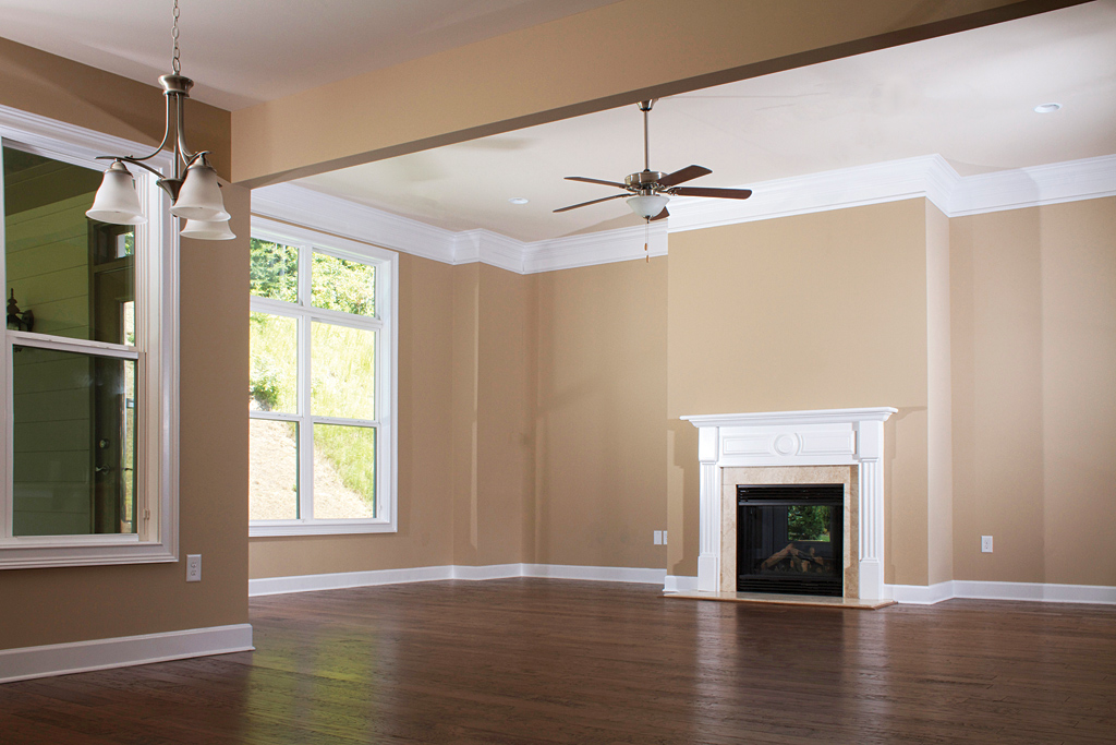 Interior painting choosing the right colors atlanta home improvement Best paint for interior walls