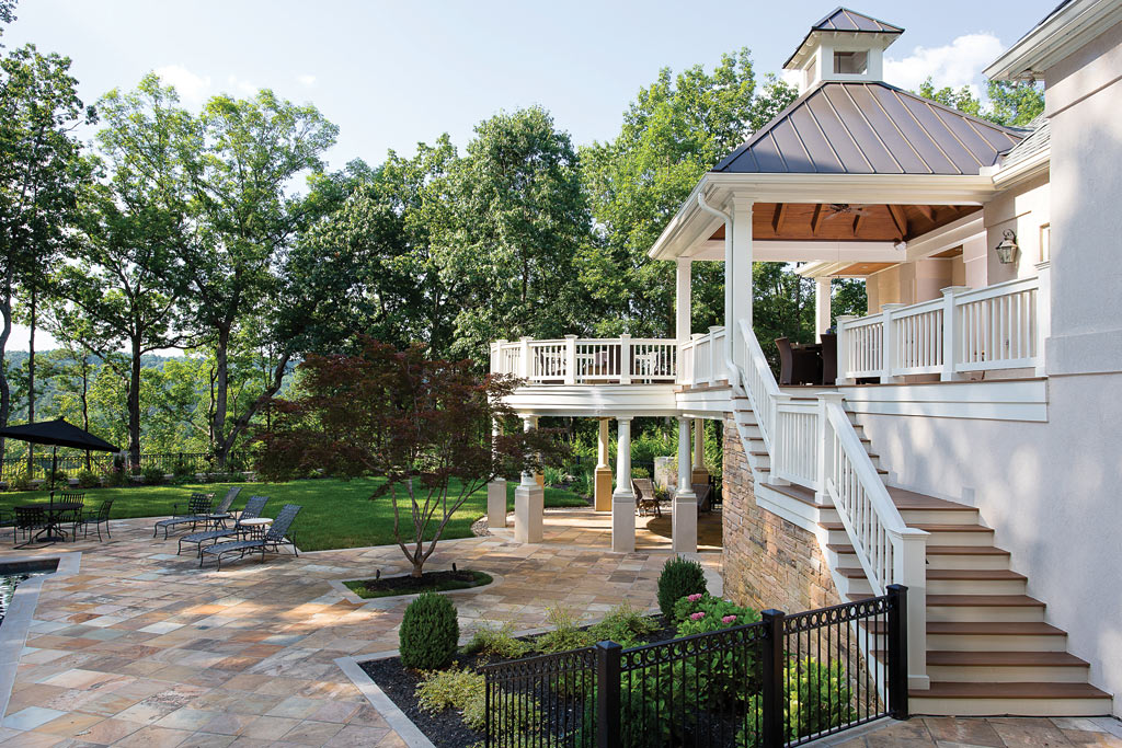 Trends in patios porches and decks Atlanta Home Improvement
