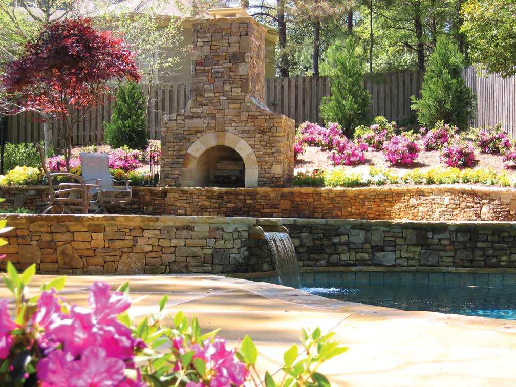 Create An Oasis In Your Own Backyard With A Pool And Spa