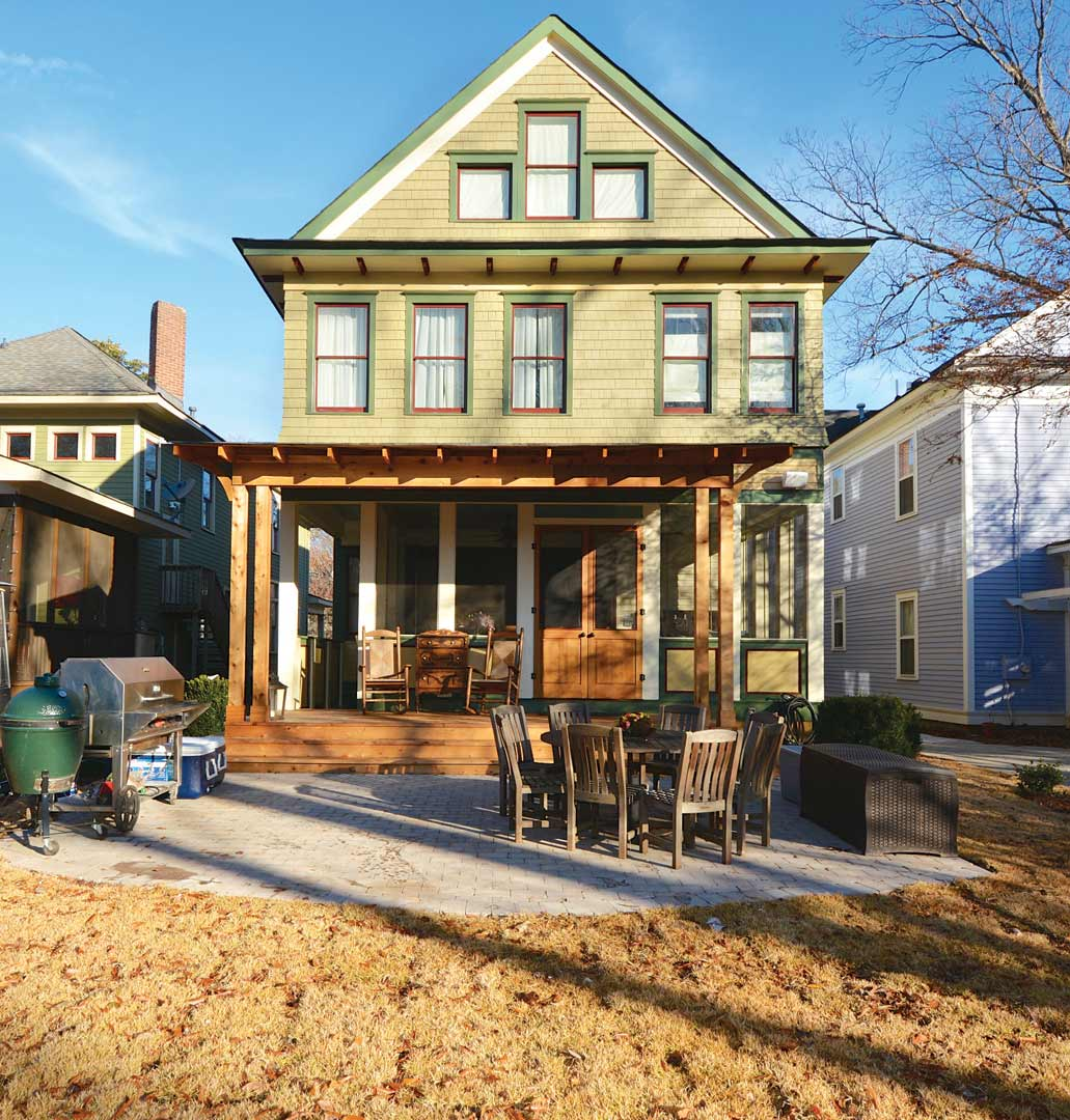 Teardown And Rebuild Or Remodel Renovate Atlanta Home