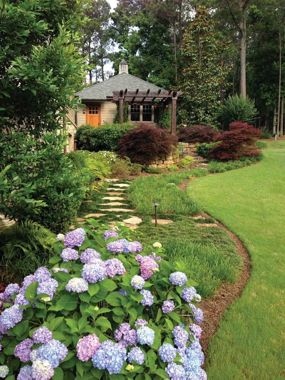 What 39 s your landscaping budget atlanta home improvement for Outdoor landscaping